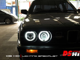 Angel Eyes BMW Seri 3 E30