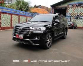 Land Cruiser 2013 ATPM To 2017 VXR Model