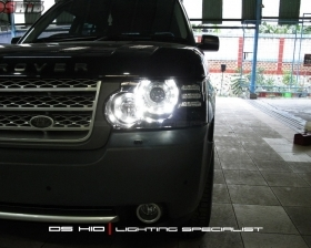 Paket Facelift Range Rover Vogue