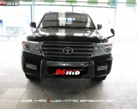 Headlamp Toyota Land Cruiser OEM Look + DS HID 6000K ( Headlamp ) DS HID 6000K ( Foglamp )
