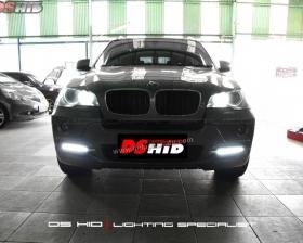 Angel Eyes & DRL BMW X5