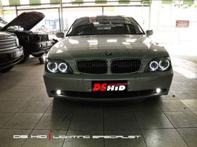 DS HID 6000K ( Foglamp ) Angel Eyes Relacement Bulb BMW