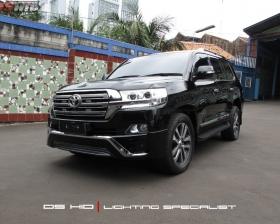 Land Cruiser 2013 ATPM To 2018 Model
