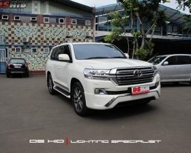 Land Cruiser 2010 Facelift To 2018 Model
