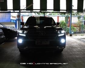 Facelift Toyota Land Cruiser Modellista