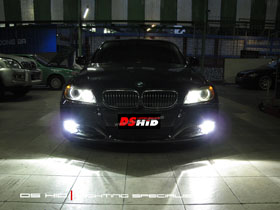 Angel Eyes Replcament Bulb BMW E90 ( Headlamp ) DS HID 6000K ( Foglamp )
