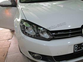 Headlamp Projector Bixenon VW Golf MK6 + DS HID 6000K ( Headlamp ) DS HID 3000K ( Foglamp )