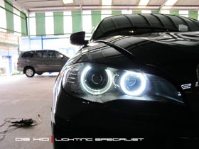 Angel Eyes Replacement Bulb BMW X6