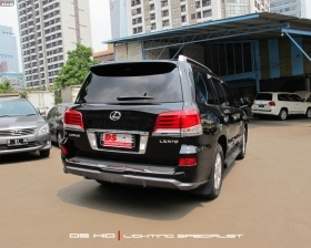 Facelift LX 570 2010 To 2015 F Sport