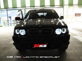 Angel Eyes BMW X5
