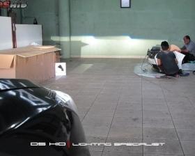 DS Projector Bixenon + DS HID 4300K