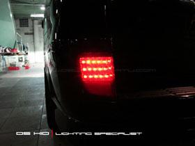 Rear Bumper Light Land Cruiser VX 200