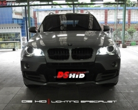 Angel Eyes Replacement BMW X5