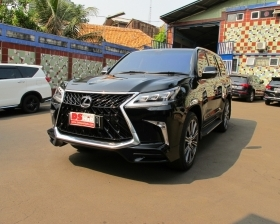 Facelift LEXUS LX570 Sport Model