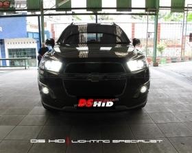 DS HID 6000K ( Low Beam + High Beam + Foglamp )