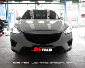 DS HID Replcament Bulb 6000K + DRL Mazda CX5