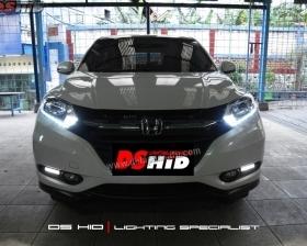 DS Projector Bixenon + DS HID 6000K + LED Strip