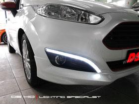 DRL Ford Fiesta