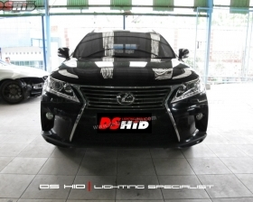 Facelift Lexus RX to 2013 F Sport