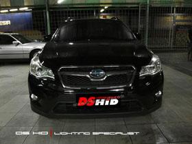 DS Projector Bixenon + DS HID 6000K + LED