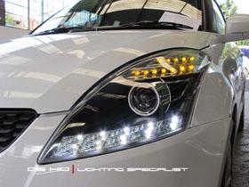 Headlamp DS Version Suzuki Swift