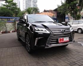 Facelift Lexus LX 570
