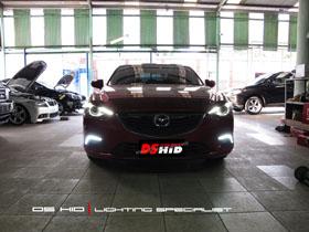 DRL Mazda 6