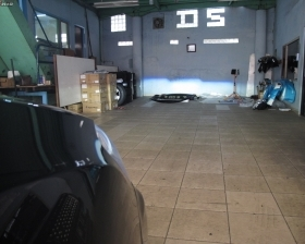 Hasil Sinar Projector DS Projector LED