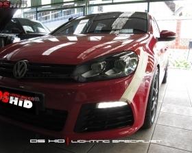Headlamp DS Version VW Golf Mk6 + DS HID 4300K