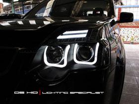 Headlamp Nissan X-Trail DS Version + DS HID 6000K (Headlamp ) DS HID 6000K ( Foglamp )