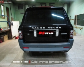 Facelift Range Rover Vogue 2002-2009 to 2010+ Autobiography