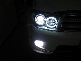 DS HID + Angel Eyes + Black Housing
