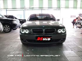 Angel Eyes BMW Seri 7 E65