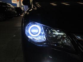 DS Projector Bixenon + DS HID 6000K + Angel Eyes ( Headlamp ) New DS V1 6000K ( Foglamp )