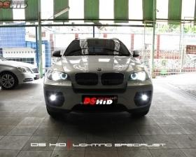 Angel Eyes Replacement Bulb BMW X6 ( Headlamp ) DS HID 6000K ( Foglamp )
