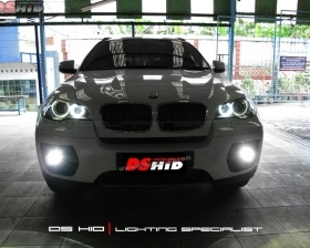 Angel Eyes Replacement Bulb BMW X5 ( Headlamp ) DS HID 6000K ( Foglamp )
