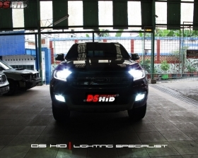 DS HID Replacement Bulb 6000K ( Low Beam ) DS HID 6000K ( High Beam + Foglamp )