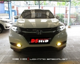 Headlamp Prestige Look ( Headlamp ) DS HID 3000K ( Foglamp )