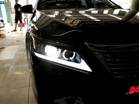 Headlamp Camry DS Version + DS HID