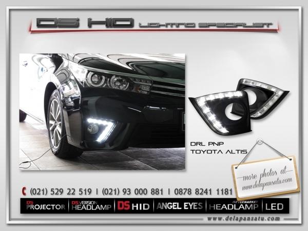 Daylight (DRL) - Toyota Corolla Altis
