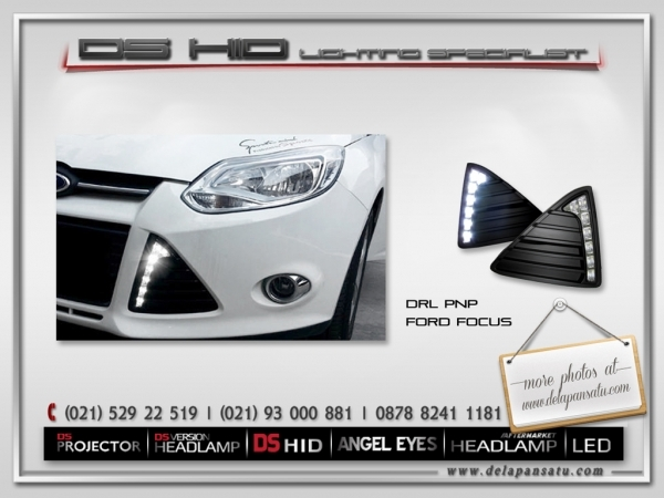 Daylight (DRL) - FORD Focus