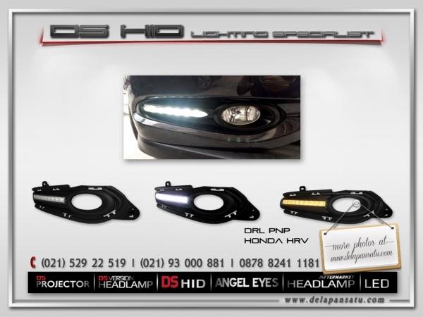 Daylight (DRL) - Honda HRV