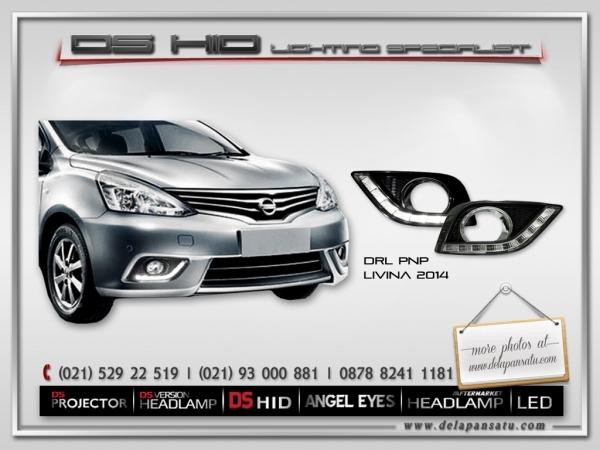 Daylight (DRL) - Nissan Livina