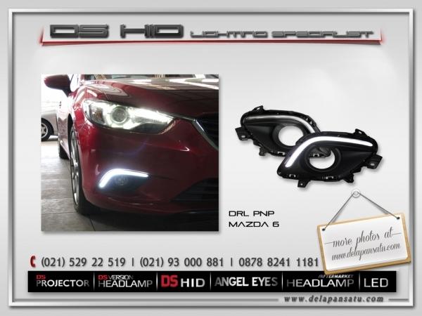 Daylight (DRL) - Mazda 6
