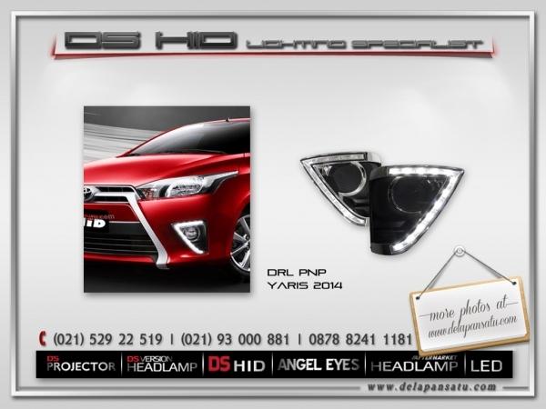 Daylight (DRL) - Toyota Yaris