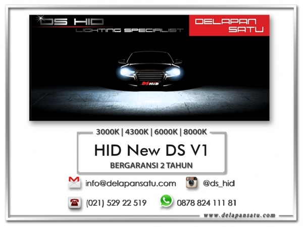 DS HID - DS HID