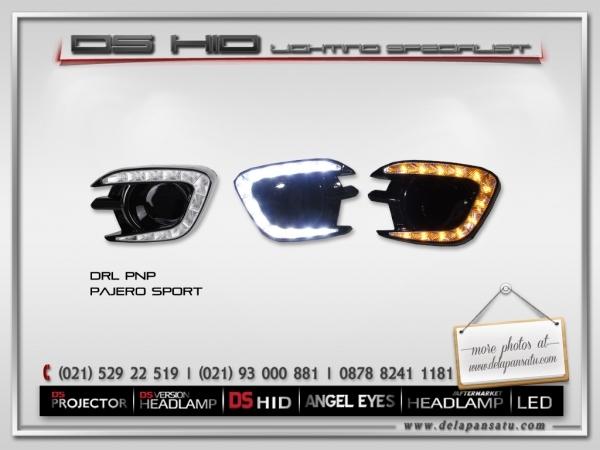 Daylight (DRL) - Pajero Sport