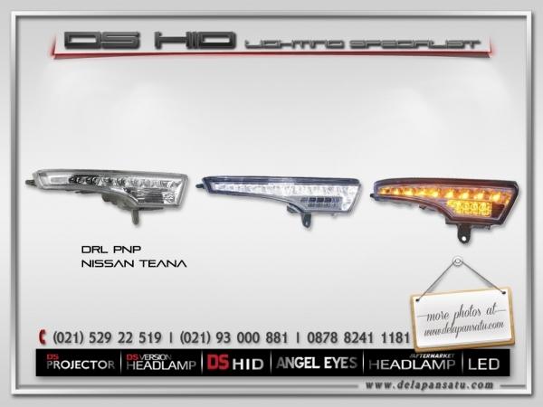 Daylight (DRL) - Nissan Teana